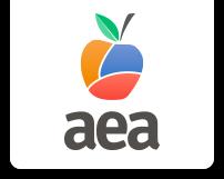 Logo for Arkansas Education Association, square