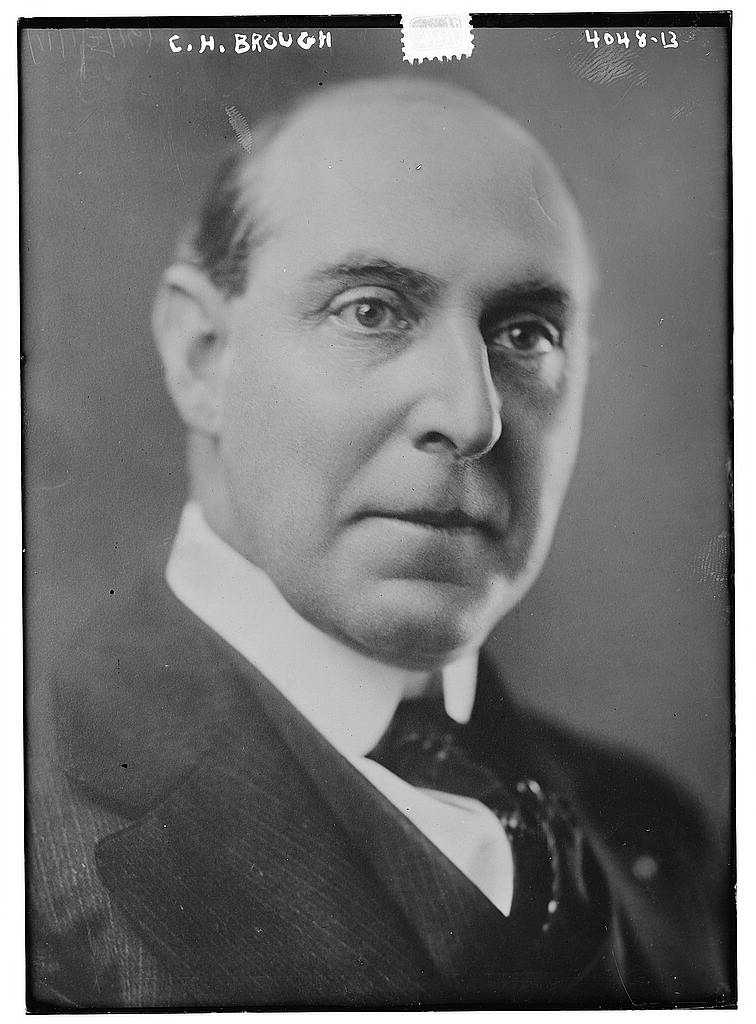 Gov. Charles H. Brough in 1916