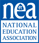 Logo for the National Education Association